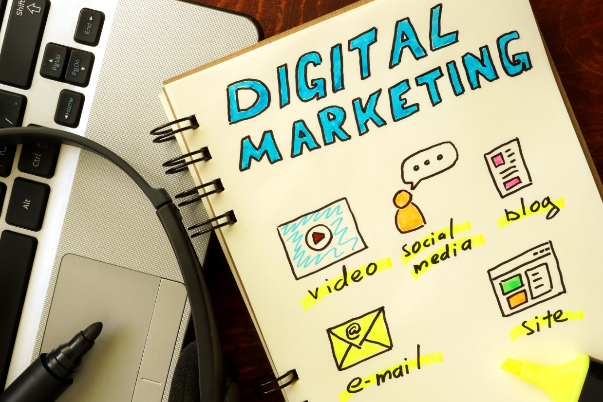 Marketing digital: como atrair a atenção do consumidor